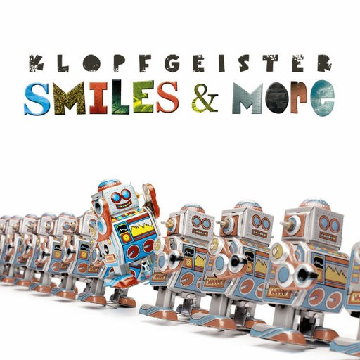 Spin Twist Records - KLOPFGEISTER - Smiles and More