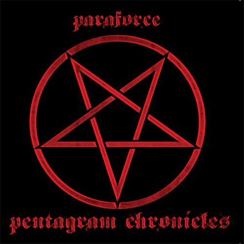 Shiva Squad Records - PARAFORCE - Pentagram Chronicles
