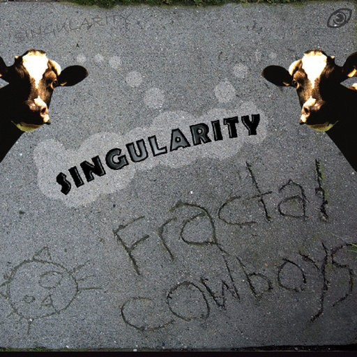 Tantrumm Records - FRACTAL COWBOYS - Singularity