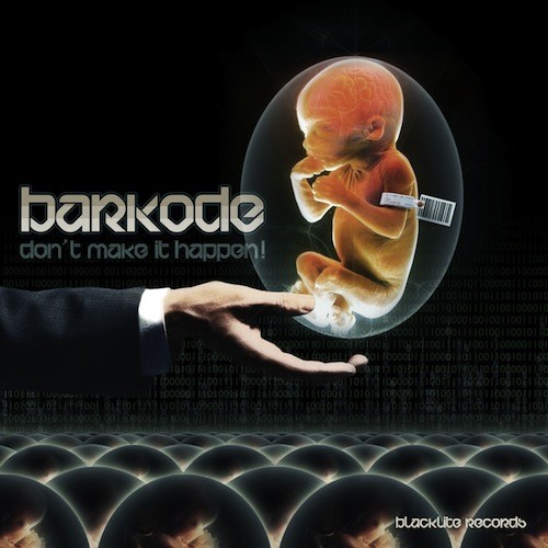 Blacklite Records - BARKODE - In gold hands (Digital EP)