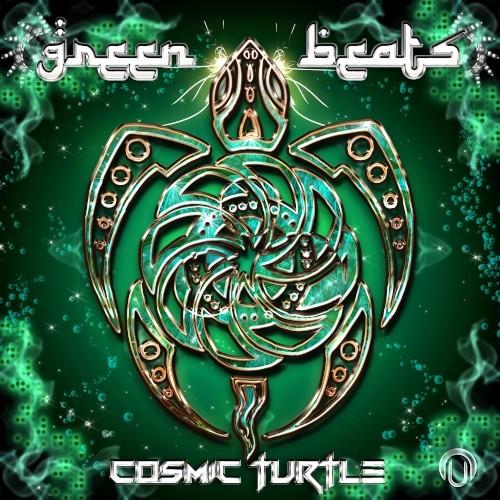 Nutek Records - GREEN BEATS - Cosmic Turtle