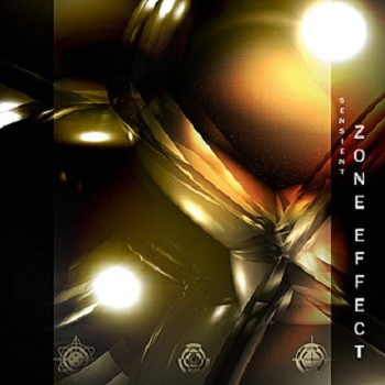 Zenon Records - SENSIENT - Zone effect (Digital EP)