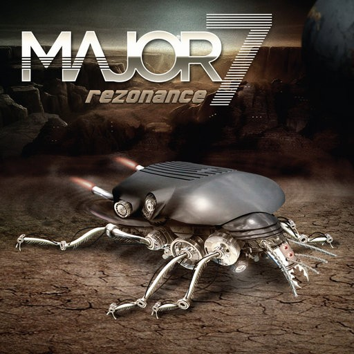 Iboga Records - MAJOR 7 - Rezonance
