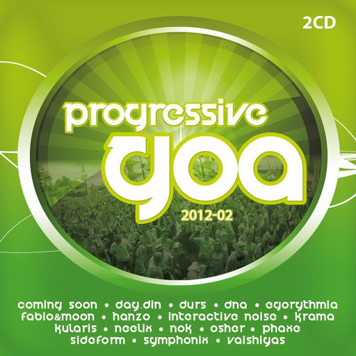 Audioload Music - .Various - Progressive Goa 2012 Vol 2