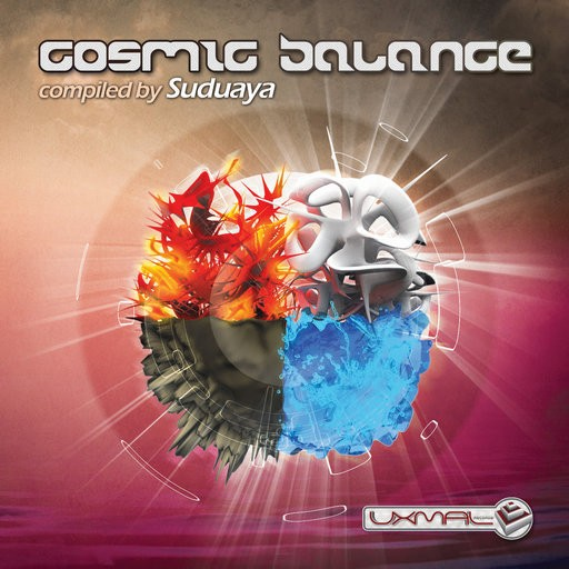 Uxmal Records - .Various - Cosmic Balance
