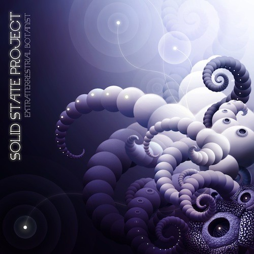 Blacklite Records - SOLID STATE PROJECT - Extraterrestrial Botanist