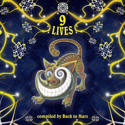 Sangoma Records - .Various - 9Lives Compiled By Back To Mars