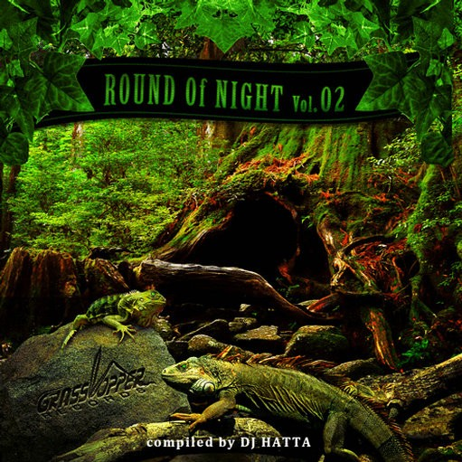 Grasshopper Records - .Various - Round Of Night Vol 2