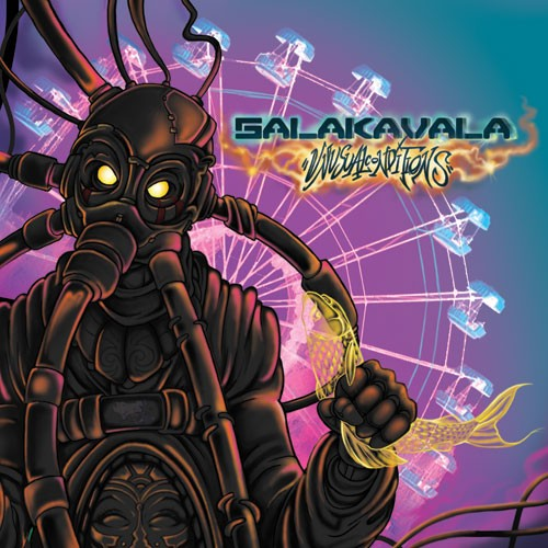 Hippie Killer Productions - SALAKAVALA - Unusual Conditions