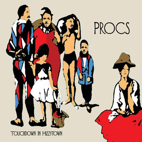 Lost Theory Records - PROCS - Touchdown In Hizzytown