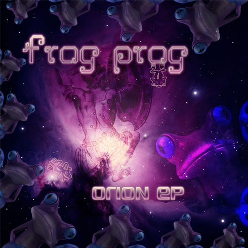 Space Baby Records - FROG PROG - Orion (Digital EP)