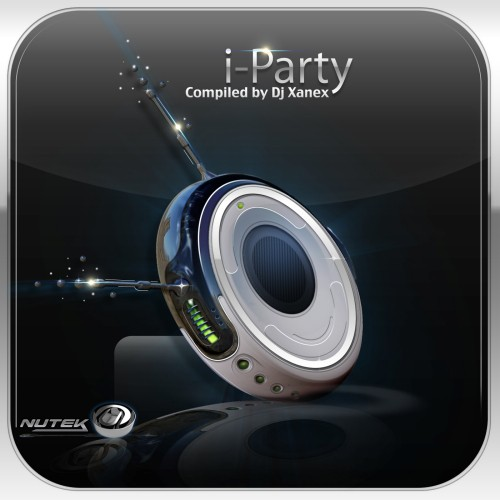 Nutek Records - .Various - I-Party (Compiled by Dj Xanex)