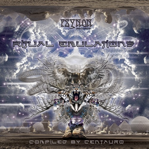 Psynon Records - .Various - Ritual Emulations