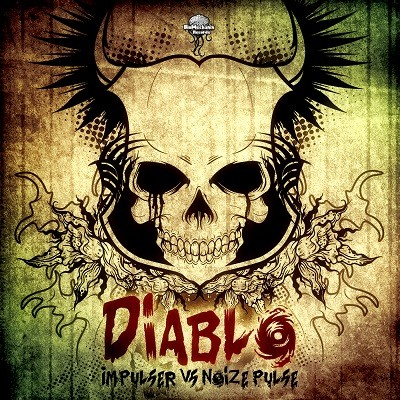Biomechanix Records - IMPULSER VS NOIZEPULSE - Diablo (Digital EP)