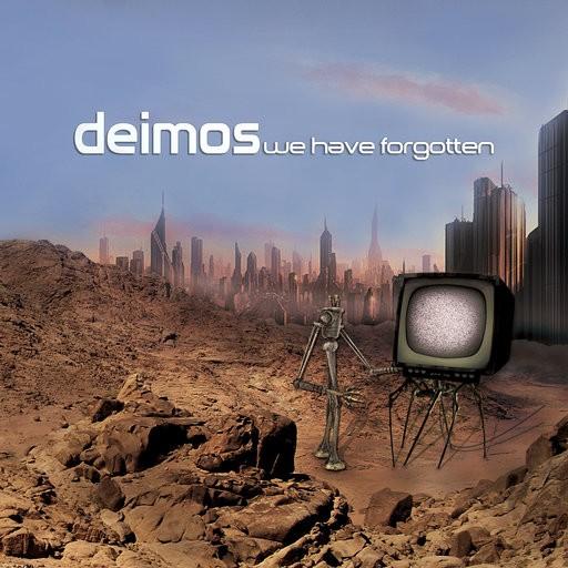 Goa Records - DEIMOS - We Have Forgotten