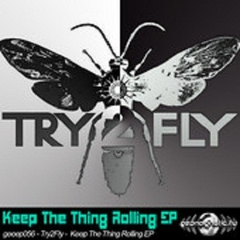 Geomagnetic.tv - TRY2FLY - Keep the thing rolling (Digital EP)