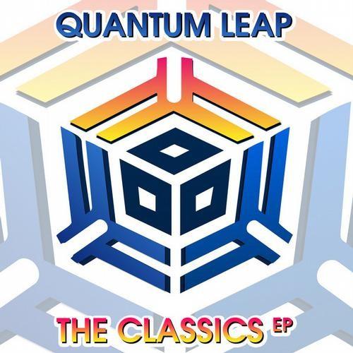 Geomagnetic.tv - QUANTUM LEAP - The classic (Digital EP)