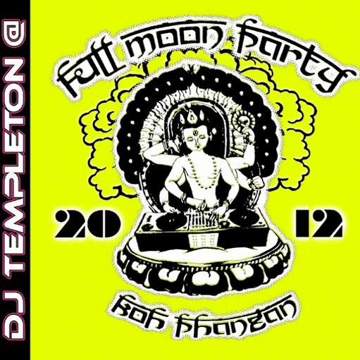 World Service Records - .Various - Fullmoon Party Koh Phangan 2012