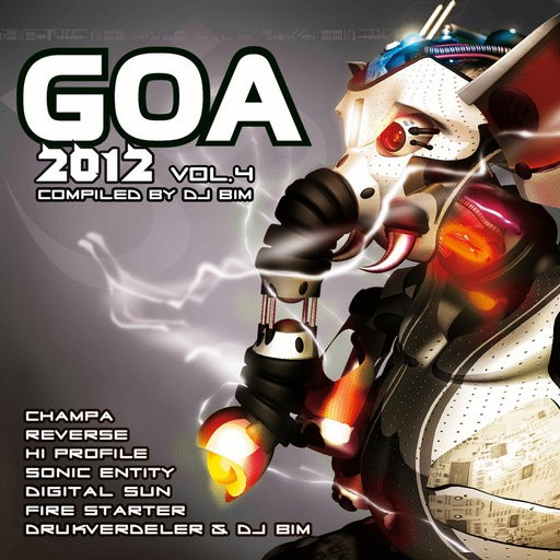 Yellow Sunshine Explosion - .Various - Goa 2012 Vol 4