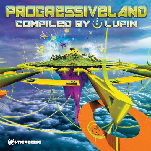 Synergetic Records - .Various - Progressive Land