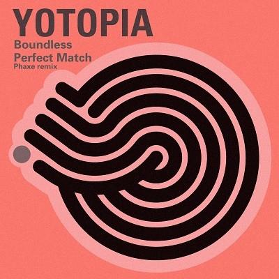 Iboga Records - YOTOPIA - Boundless (Digital EP)