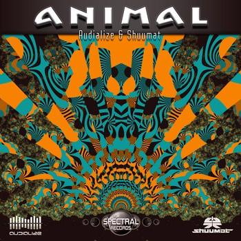 Spectral Records - AUDIALIZE VS SHUUMAT - Animal