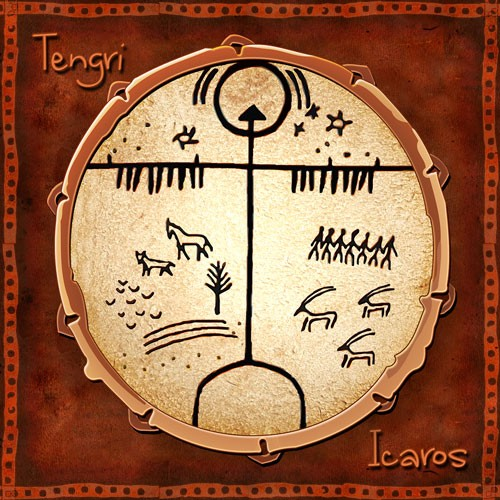 Peak Records - TENGRI - Icaros