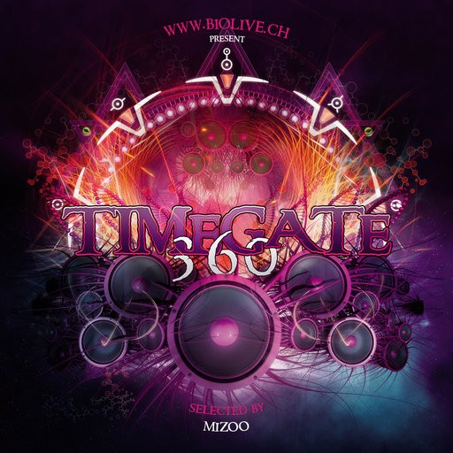 Biolive Records - .Various - Timegate 360