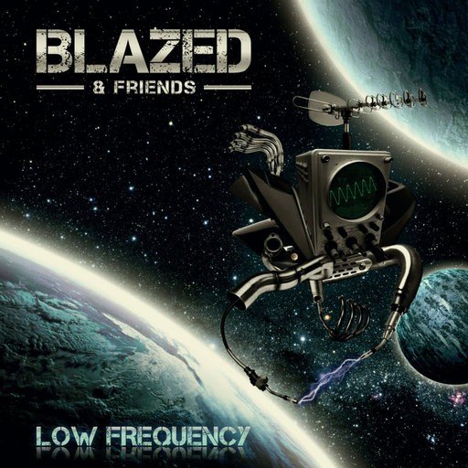 Planet B.e.n. Records - BLAZED - Low Frequency