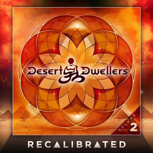 Shivlink Records - DESERT DWELLERS - Recalibrated Vol 2