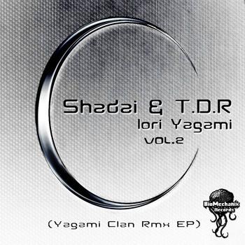 Biomechanix Records - SHADAI & T.D.R - Iori yagami remixes EP vol.2