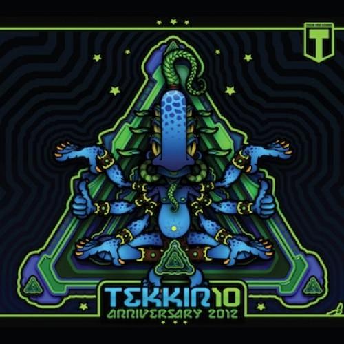 Tekkin Over Records - .Various - Anniversary 2012