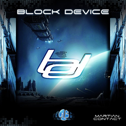 United Beats Records - BLOCK DEVICE - Martian Contact