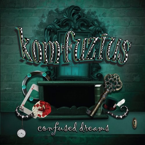Anarchic Freakuency Records - KOMFUZIUS - Confused Dreams