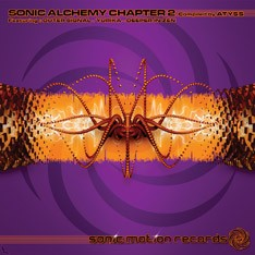 Sonic Motion Records - .Various - SONIC ALCHEMY Chapter 2