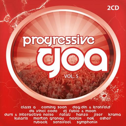 Audioload Music - .Various - Progressive Goa Vol 5