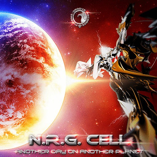 Phoenix Groove Records - NRG CELL - Another Day On Another Planet