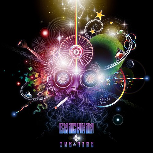 Mind Expansion Music - ENICHKIN - The Ride