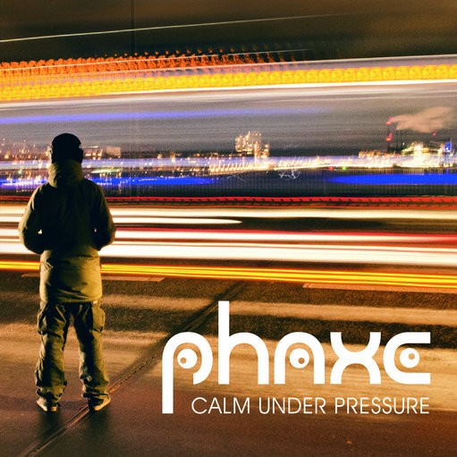 Iboga Records - PHAXE - Calm Under Pressure