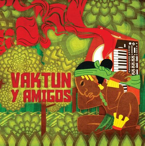 Geomagnetic.tv - VAKTUN - Vaktun Y Amigos