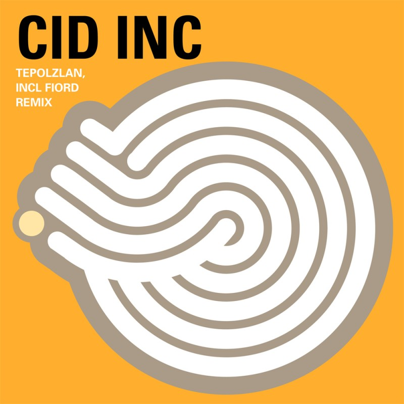 Iboga Records - CID INC - Tepoztlan (Digital EP)
