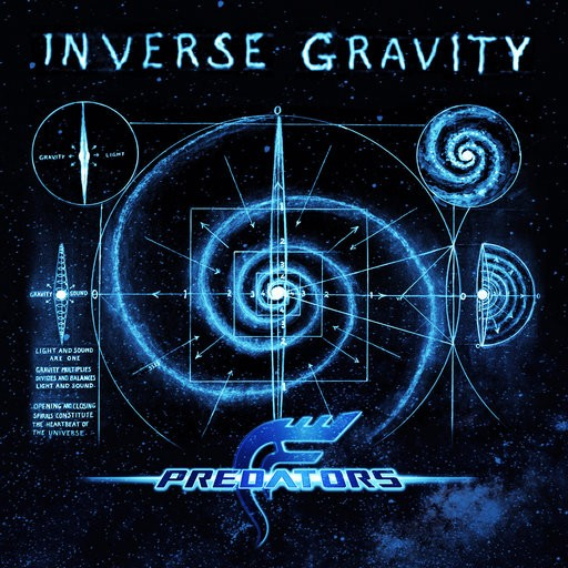 Ovnimoon Records - PREDATORS - Inverse Gravity