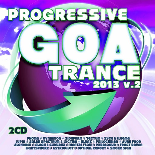 Fresh Frequencies - .Various - Progressive Goa Trance 2013 Vol 2