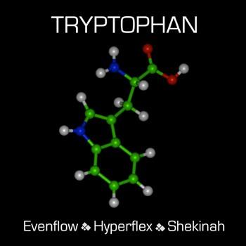 Mosaico Records - SHEKINAH, EVENFLOW, HYPERFLEX - Tryptophan