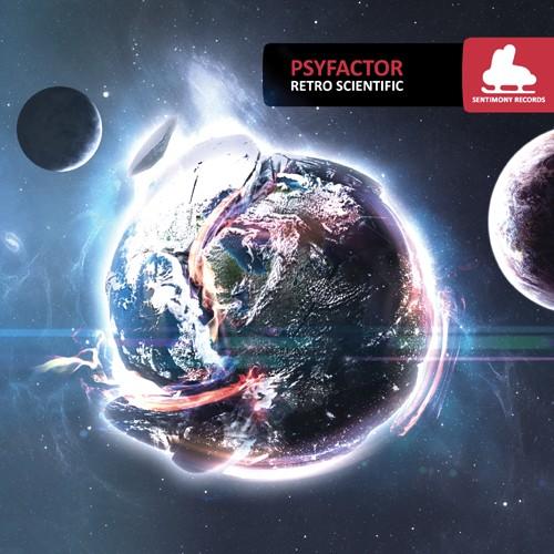 Sentimony Records - PSYFACTOR - Retro Scientific
