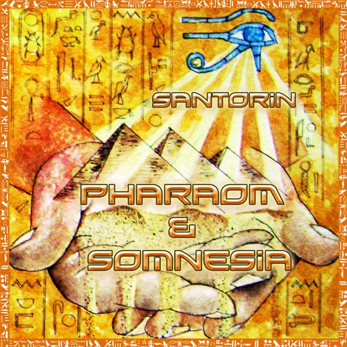 Space Baby Records - PHARAOM & SOMNESIA - Santorin