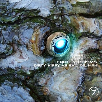 Zenon Records - DIRTY HIPPY VS. EVIL OIL MAN - Earthly Prisms