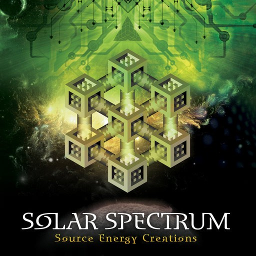 Power House - SOLAR SPECTRUM - Source Energy Creations