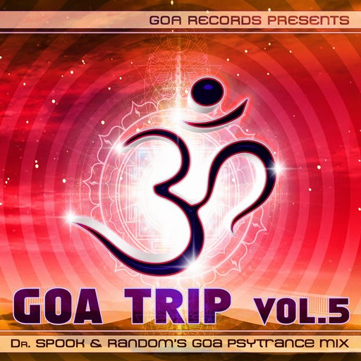 Goa Records - .Various - Goa Trip Vol 5