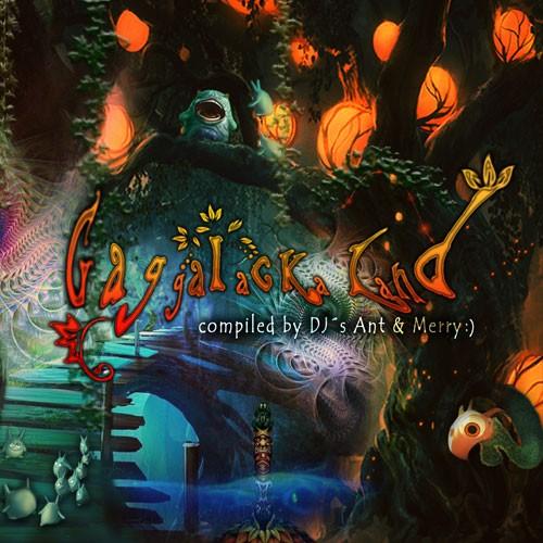 Mind Expansion Music - .Various - Gaggalacka Land